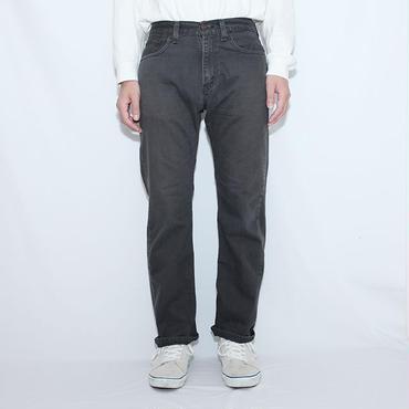リーバイス 505 ブラック Levis Slim Pants