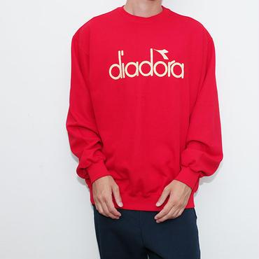 ディアドラ スウェット Vintage Diadora Sweat Shirt
