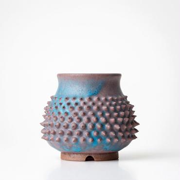 植木鉢:圭介窯【トゲモノ】KG-025