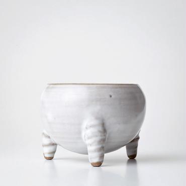 植木鉢:圭介窯  KG-062