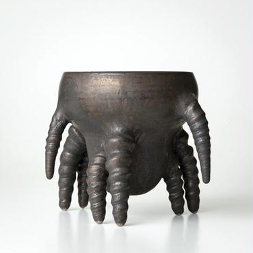 植木鉢:圭介窯【タコモノ】