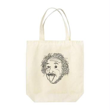 Einstein トートバッグ