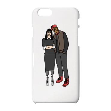 Valentine & Gazelle iPhoneケース