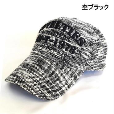 GAZELLE スラブジャカード 刺繍入り フルフェイスキャップ 8682485-41