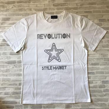 STAR-TEE / WHITE