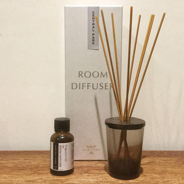 CENTRAlL PARK GLASS ROOM DIFFUSER/セントラルパーク グラスルームディフューザー