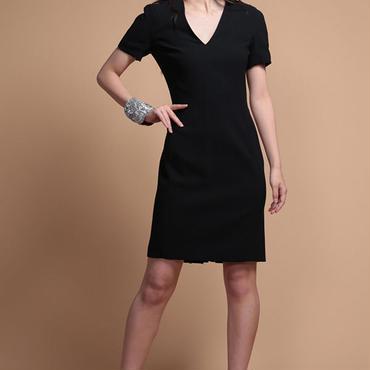LADY's - VIKTOR & ROLF(ヴィクターアンドロルフ) ひざ丈ワンピース size:42(日本XLサイズ) オープニングセール60%オフ