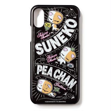 すネ子iPhoneケースB