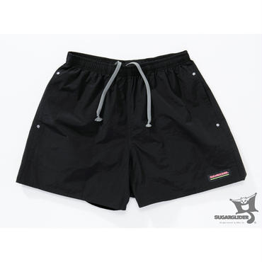 SUGARGLIDER  WATERSHORTS [BLACK]