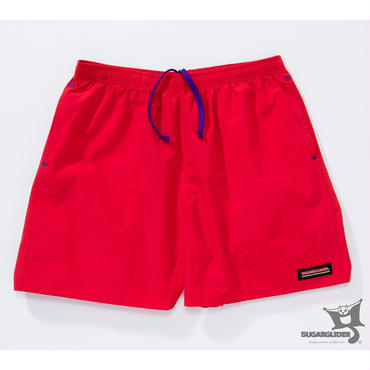 SUGARGLIDER  WATERSHORTS [RED]