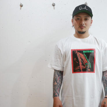 "【MASTER NESS】""classic"" T-shirt"