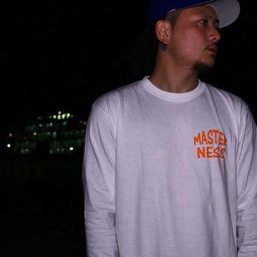 master ness (DRIP) LongSleeve T-SHIRTS
