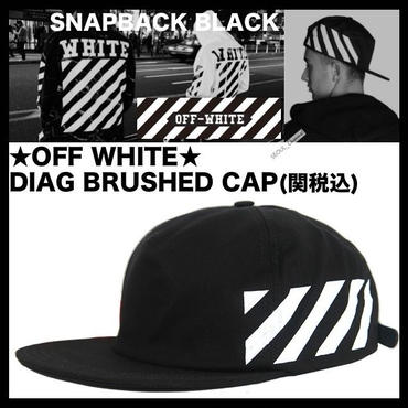 ★Off-White★オフホワイト DIAG SPRAY CAP