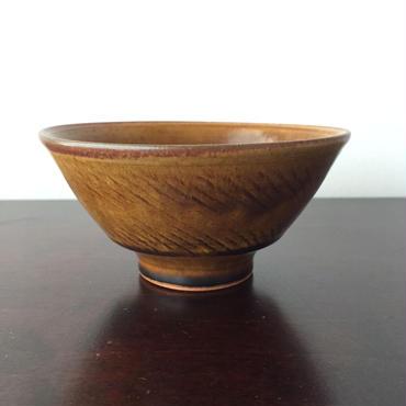 八重山陶磁 縄文碗(陶器)/宮良断(アンパル陶房)