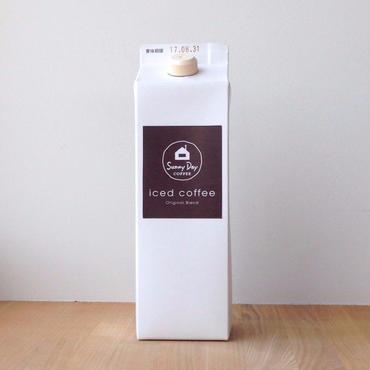 オリジナルアイスコーヒー(無糖) 1L