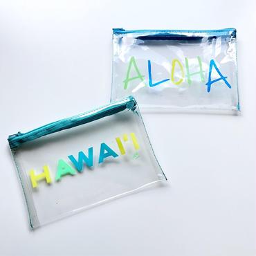 ハワイ Guava shop ALOHA/HAWAI'I ポーチ スモール