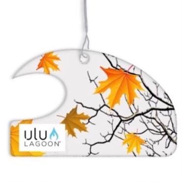 ulu LAGOON ミニ ウェーブ エアフレッシュナー  Autumn