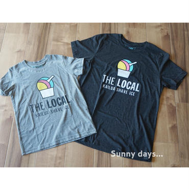 THE LOCAL HAWAII キッズ/ウィメンズ Tシャツ