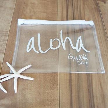 ハワイ Guava shop aloha ポーチ large