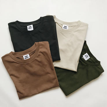 Smoky Simple Tee for  men & woman