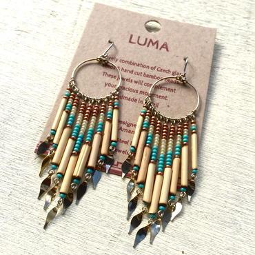 Machu picchu Jewelry LUMA Brown M