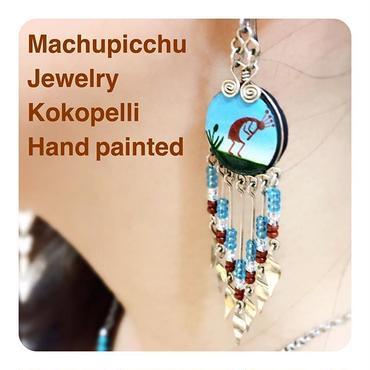Machu picchu Jewelry Colors Paintings