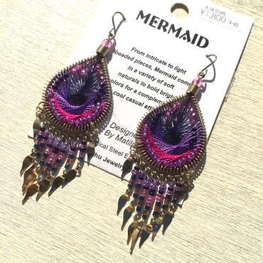 Machu picchu Jewelry MERMAID Dangle M