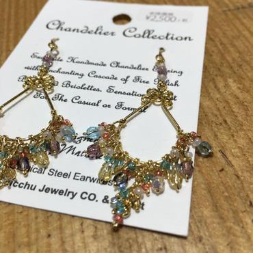 Machu picchu Jewelry Chandelier S