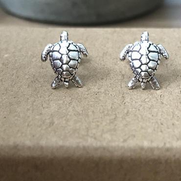 【7/11 20:00~】Turtleピアス  Silver 925製