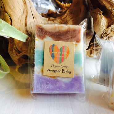 【 Ann  de  Ally 】      Avocado baby Soap
