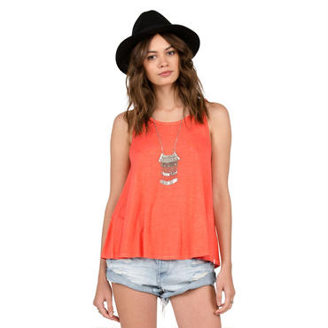 【VOLCOM】      TWISTED TIME TANK