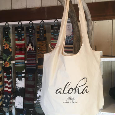 【 SUNSURF 】       original aloha eco bag