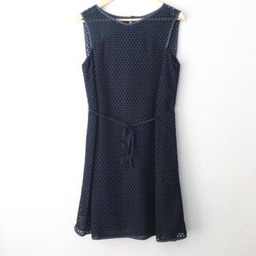allover eyelet dress / 03-5305003