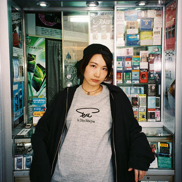 SUSU 刺繍LOGO T-shirts