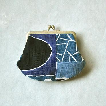 ガマグチ|民布Ⅱ(多色)  青