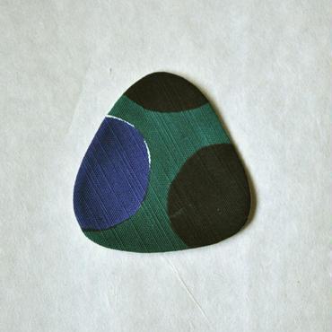 型染おむすびコースター|NAMIMARU(多色)