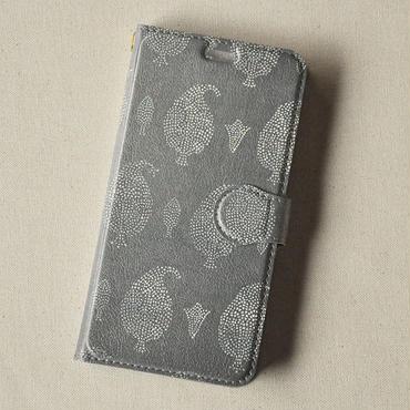iPhoneX用ケース 手帳型|祈りの葉