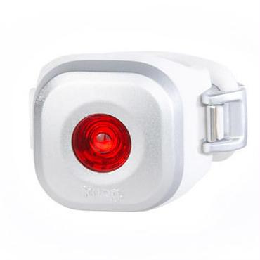 Knog  Blinder MINI DOT REAR SILVER 3つの照射角度に合わせて選べるコンパクト LEDライト