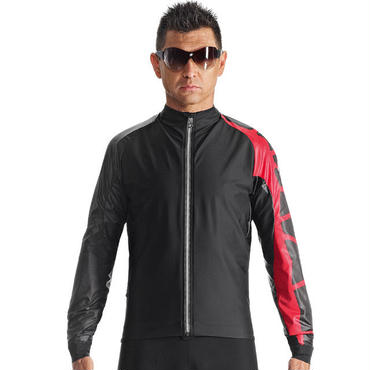 ASSOS   milleJacket_evo7    NATIONAL RED    Sサイズ