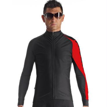 ASSOS  mille intermediate Jacket_evo7    RED    Sサイズ