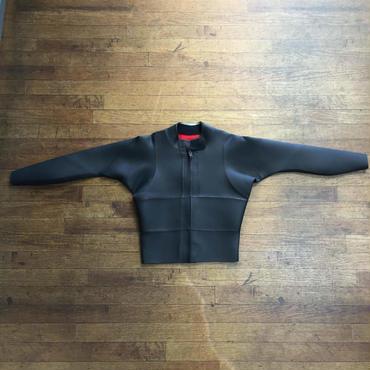 トライアスロン用 ウェットスーツ 現品1点限り 〖1〗長袖ジャケット 前ファスナー ひも付き