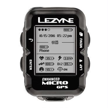 LEZYNE  MICRO GPS 日本語対応モデル