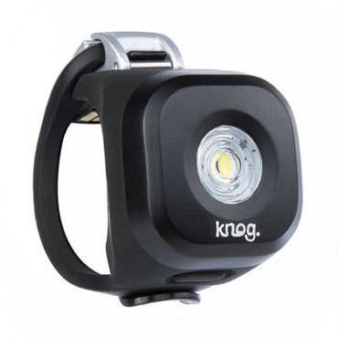 Knog  Blinder MINI DOT FRONT BLACK 3つの照射角度に合わせて選べるコンパクト LEDライト