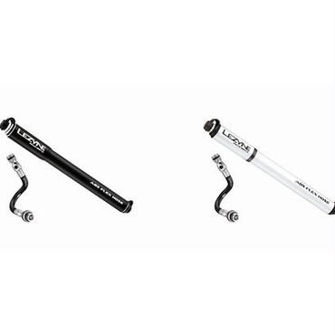 LEZYNE ROAD DRIVE ブラック、ホワイト、Sサイズ ロード向けロングレングスの美しいCNC切削加工のハンドポンプ