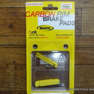 MAVIC Carbon Brake pads 2個 CXR用 シマノ/スラム対応