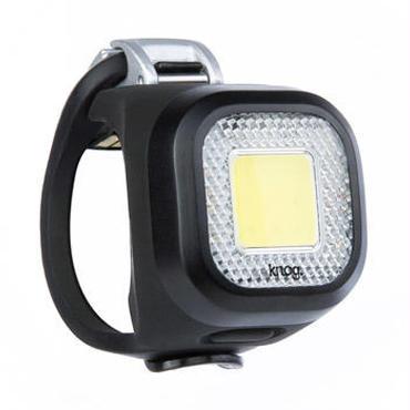 Knog Blinder MINI CHIPPY FRONT BLACK 3つの照射角度に合わせて選べるコンパクト LEDライト