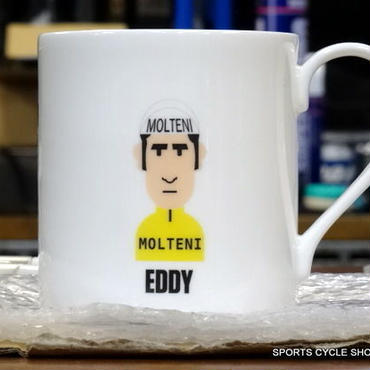 TOUR HEROES and CLASSIC HEROES Mug Eddy Merckx