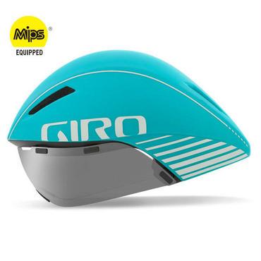 GIRO AEROHEAD MIPS Matte Glacier  クールなままで時間に挑む トライアスロンやロングTT向けモデル