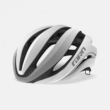 GIRO AETHER MIPS、Matte White/Silver