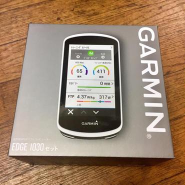 ガーミン Edge® 1030 セット ナビゲーション機能とスマート機能が充実した究極のGPSサイクルコンピューター